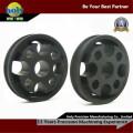 CNC Алюминиевый подвергая механической обработке автомобиля дросселя CNC таможни подвергая механической обработке