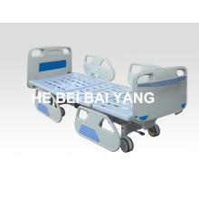 Lit d'hôpital électrique à cinq fonctions durable avec ISO9001, ISO13485, CE (A-1)