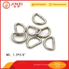Eisen Material D Ring mit viel Eisen Ring Funktion
