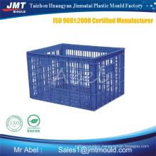 Plastic fruit crate moulds