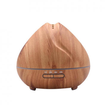 400 ml Hout Aroma Diffuser Luchtbevochtiger