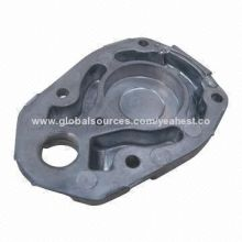 End Cover with Die-casting, CNC Machining, Polishing and Powder Coating, Used for Air Tools