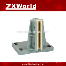 villa elevator spare parts/ guide shoe-Applicable to the lateral capsule-ZXA-07series