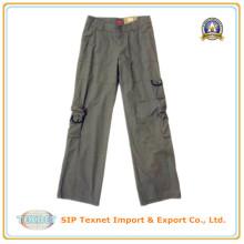 Long Cotton Pants