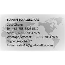 Mainland Tianjing to Spain Algeciras