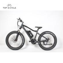 Охота 48В 500 Вт 8Fun средний мотылевый мотор большой жира шин электрический велосипед