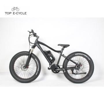 48V 500W 8Fun mittlerer Kurbelmotor großer fetter Reifen, der elektrisches Fahrrad jagt