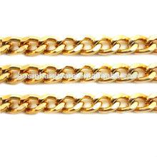 Fashion High Quality Metal Aluminum Chain For Bags