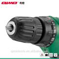 Qimo batería de litio de reemplazo eléctrica de taladro eléctrico para 18v cargador de taladro inalámbrico 1009D 18v 10mm 0-550r / m