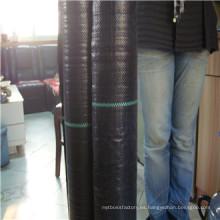 Alfombrilla de control de malezas, 100 gr / m² hecha en el mercado de Europa