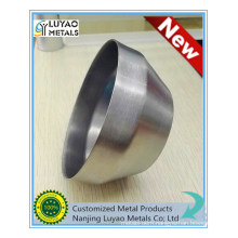 Aluminum Spinning for Machinery Cover