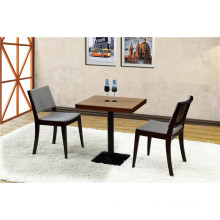 Square Wood Dining Table Set for Hotel (FOH-BCA52)