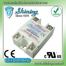 SSR-S25VA-H VR a AC 25A Relé del regulador de voltaje de estado sólido