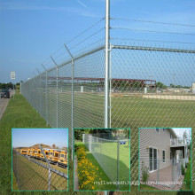 Galvanized Fencing for Farm Protection