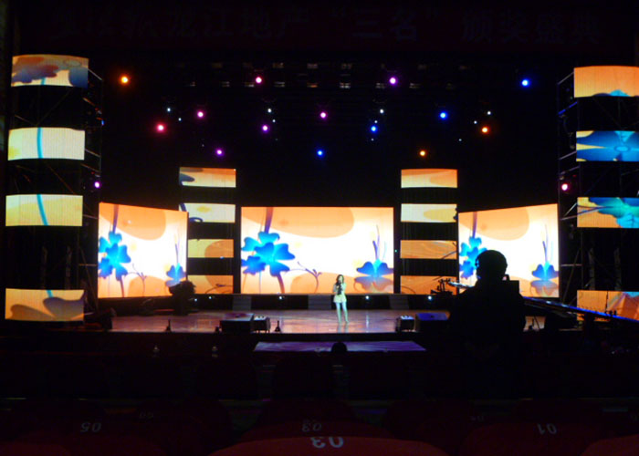 P15.6 outdoor rental led display