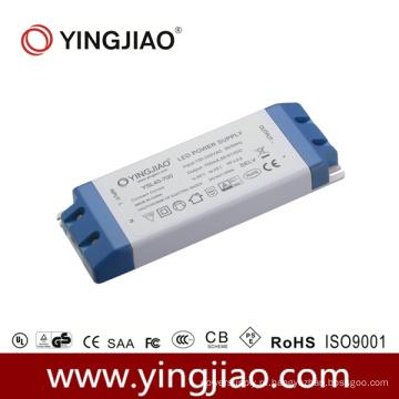 40 Вт Водонепроницаемый светодиодный драйвер с CE