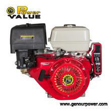 Горячий двигатель сбывания 15HP бензиновый двигатель 4 хода одиночный цилиндр цена по прейскуранту завода-изготовителя