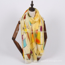 high quality 20 cashmere 80 viscose scarf