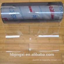 Weich-PVC-Transparentfolie Rolle