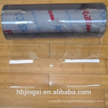 Soft PVC Transparent Sheet Roll