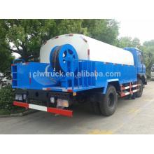2015 preço baixo Dongfeng lavadora de alta pressão 10000L de alta pressão do caminhão de limpeza de esgoto