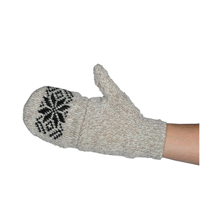Keep Warm Knitted Gloves