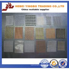 Rede de arame quadrada galvanizada eletro 10mm