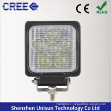 4inch 12V 30W Square LED Car Flood Work Light