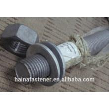 Заводская цена: внутренняя резьба резьбового стержня с внутренним резьбовым соединением ASTM A193 B7 M42 -M50