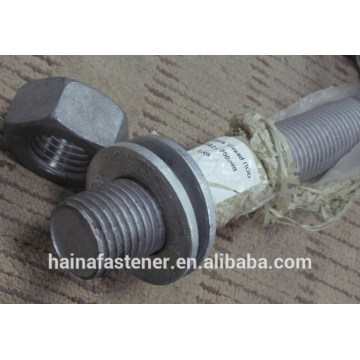 Factory price ASTM A193 B7 threaded rod internal thread M42 -M50