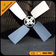 Xinxiang JIAHUI torre de resfriamento 4 baldes alumínio ventilador da torre de resfriamento