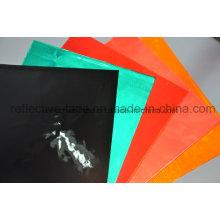 PVC-Micro prismatischen reflektierende Folie