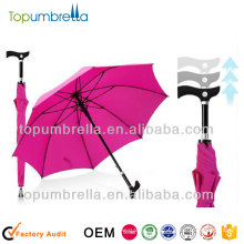 Акустическая 23inch 8ribs special handle umbrella