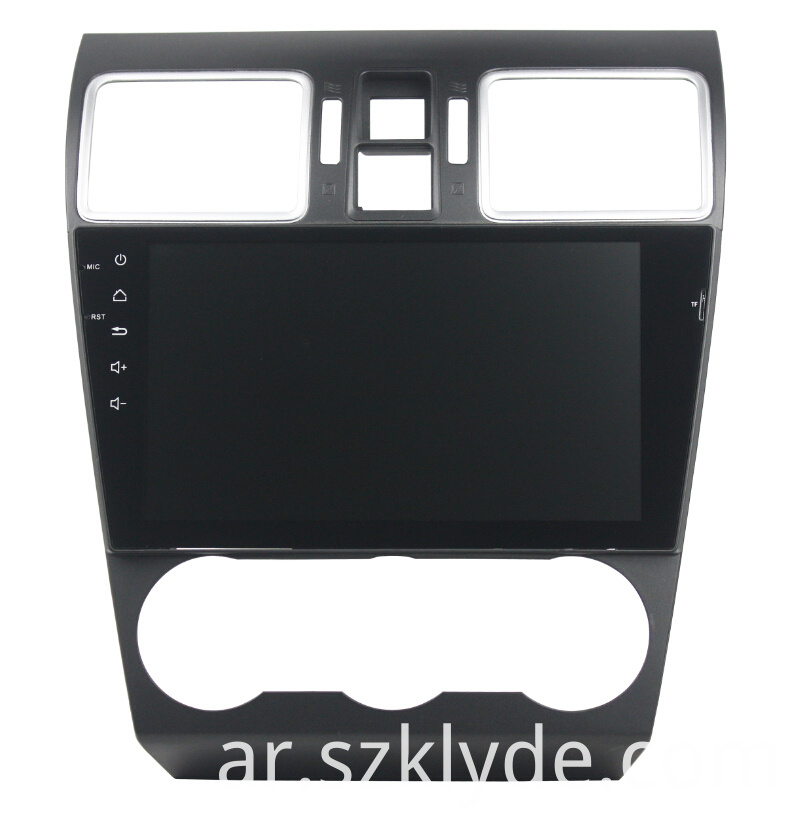 Android Car DVD Player For Subaru WRX 2016-2017