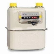 Бытовой диафрагменный газовый счетчик-XL- GS 1.6 Мембранный газовый счетчик