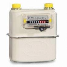 Бытовой диафрагменный газовый счетчик-GS 1.6 Диафрагменный газовый счетчик