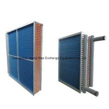 Kupferrohr mit Aluminiumflossen Luftkühler