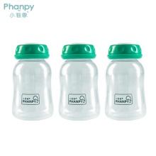 PP 150ml Standard Mounth Breastmilk Storage Bottles