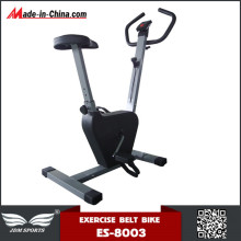 High Quality Body Building Exercise Belt Drive Bike for Home Use