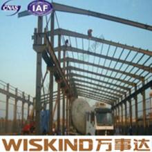 China Supplier Stahlkonstruktion für den Bau Stahlbau