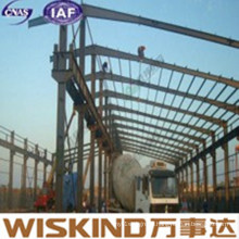 China Supplier Steel Structure for Construction Structural Steel Fabrication