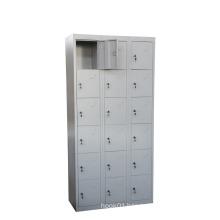 2016 New Style 18 Door with Steel Locker System
