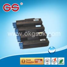 Cartucho de tóner compatible con color para OKI C3100 / 3200