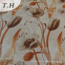 Tissu tricoté chaîne avec Tc