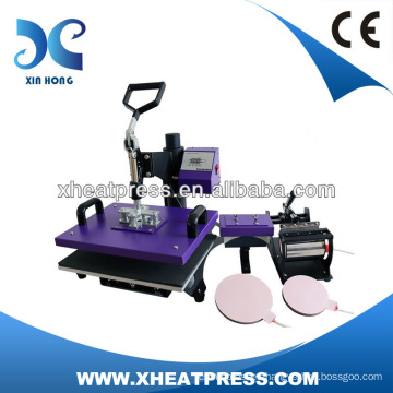 5In1 Multipurpose Manual Heat Press