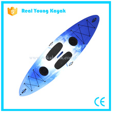 Sup de plástico baratos Kayak Paddle Boards
