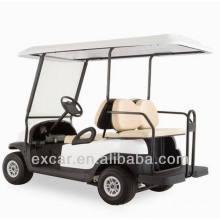 Carrito de golf eléctrico de 4 plazas
