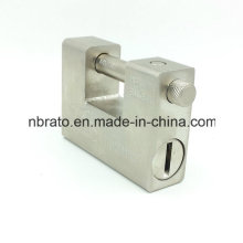 70mm Rectangular Pin Tumbler Candado