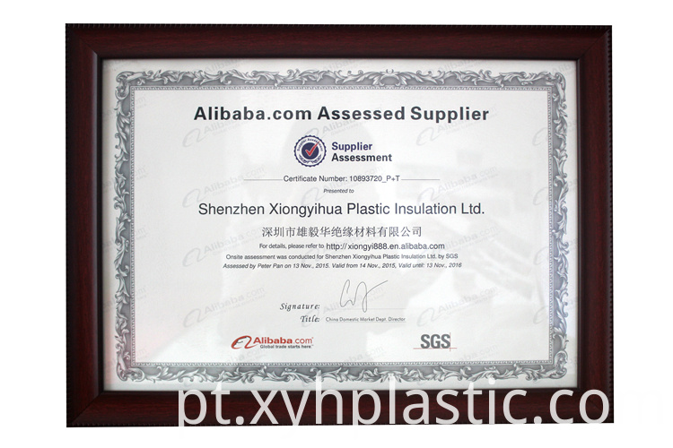 Electric Insulation Sheet