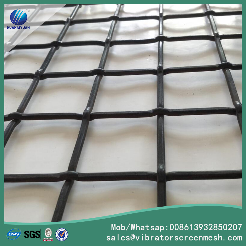 Flat Top Woven Screen Mesh